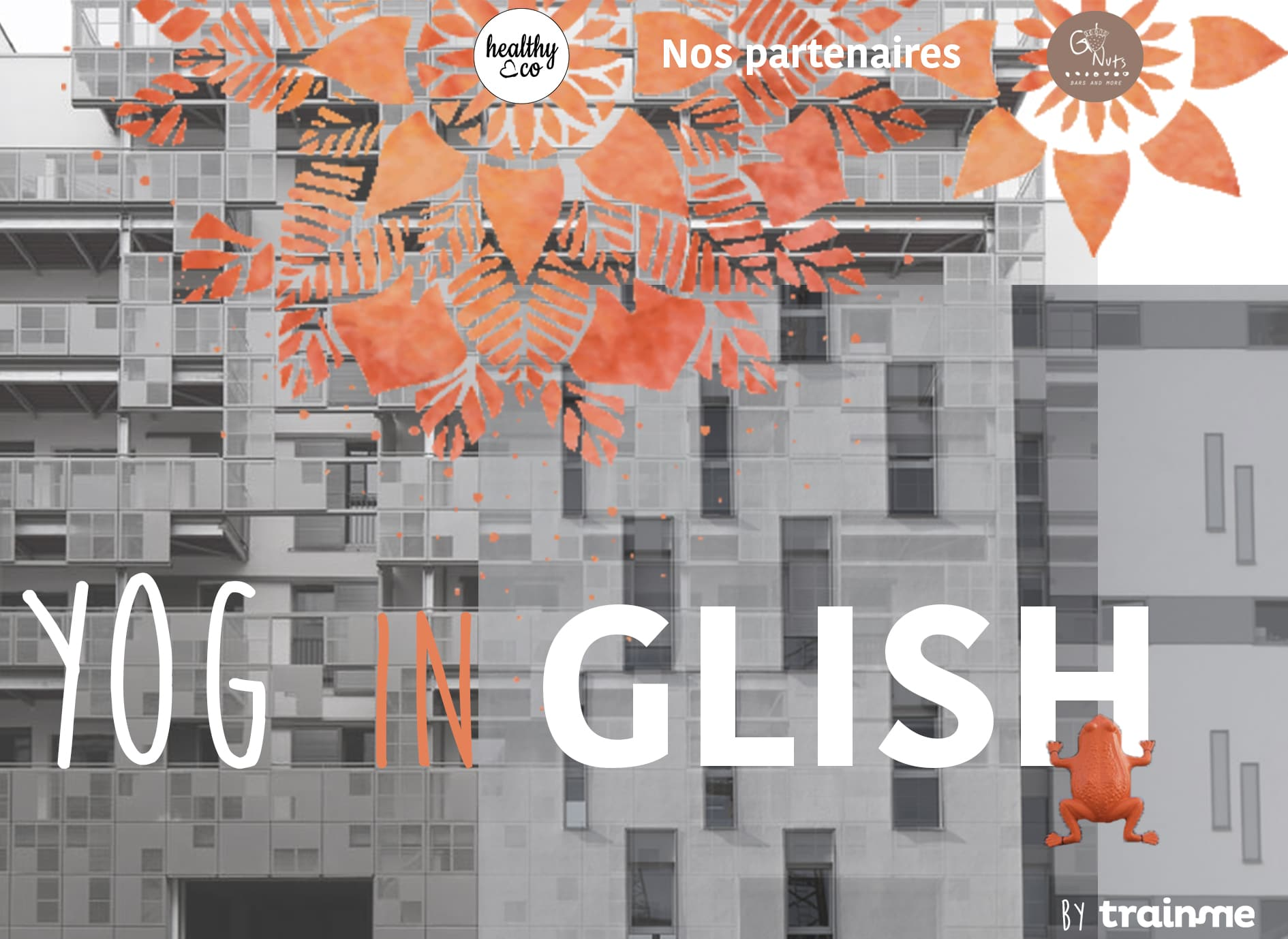 #1 Évènement sur Lyon : Yog In Glish