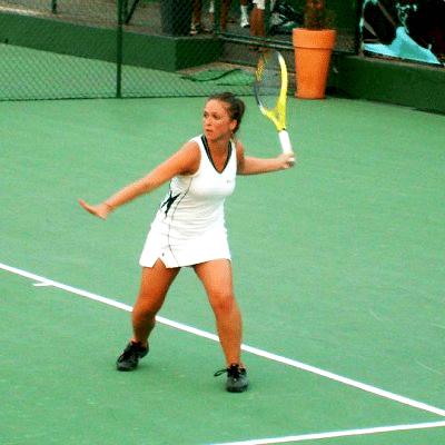 Tenniswoman professionnelle, Laura rejoint TrainMe Interview Coach TrainMe