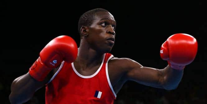 Boxe française - une performance exceptionnelle aux JO de Rio Actualité Sportive