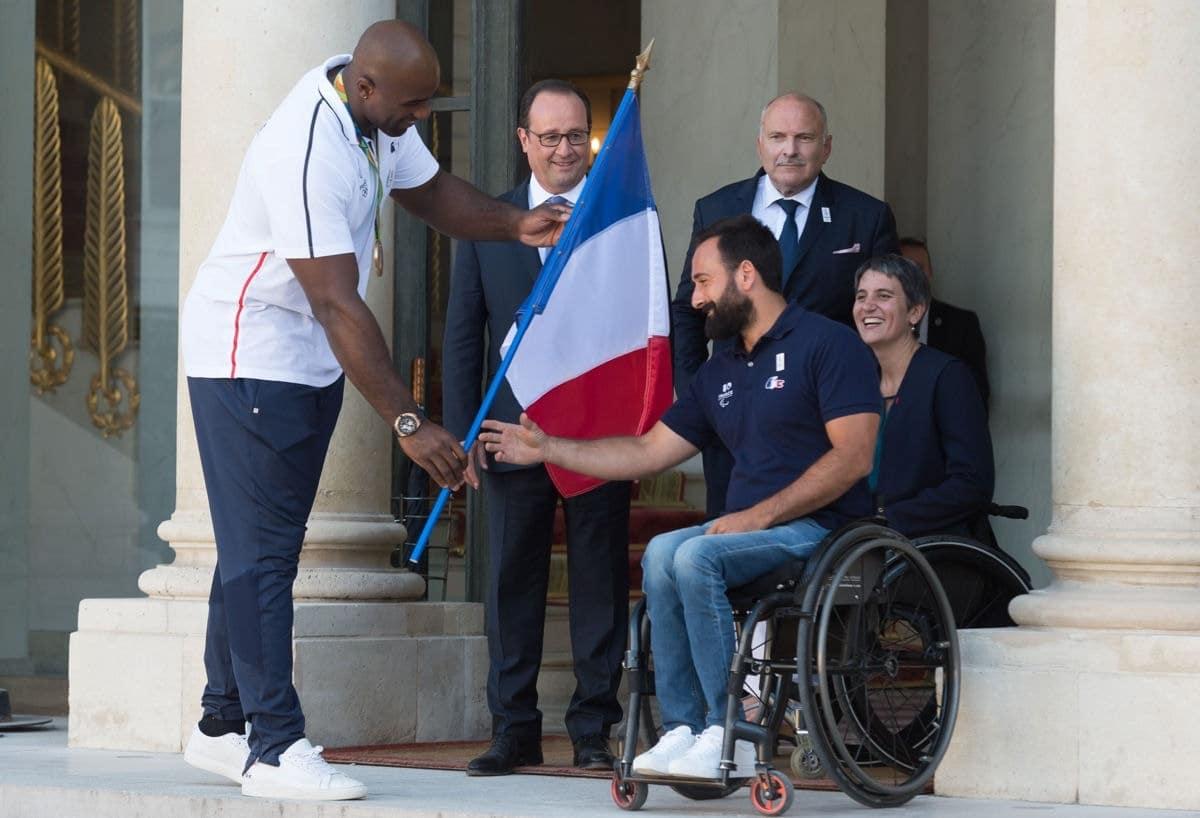Place aux jeux paralympiques ! L'actu sport