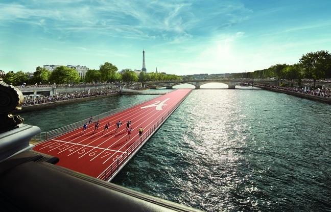 Les journées olympiques à Paris