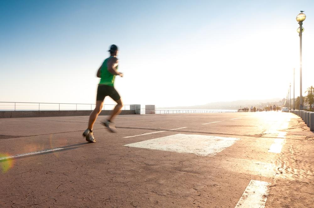 Running (re)découverte de Nice avec Bertrand – GRATUIT –