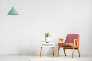 Décoration minimaliste feng-shui