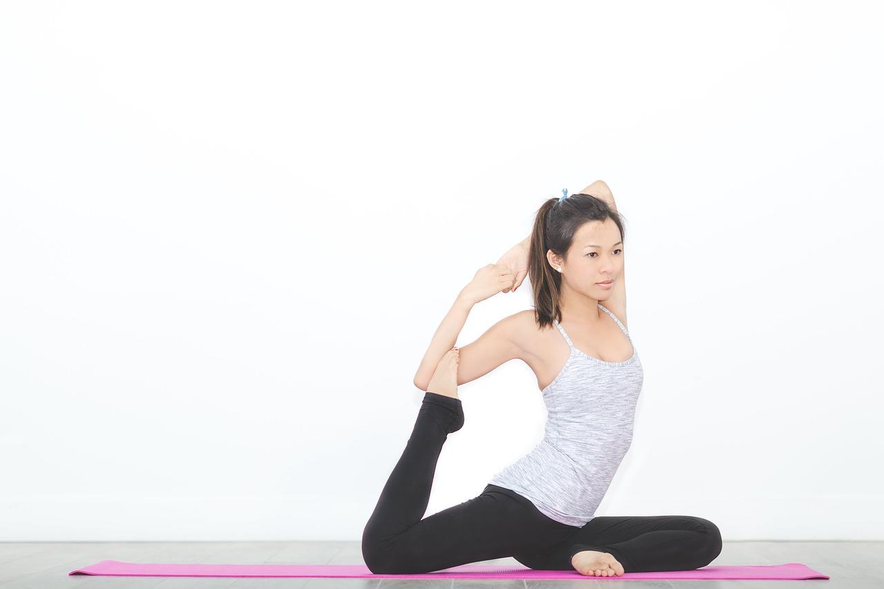 Pose de yogiste