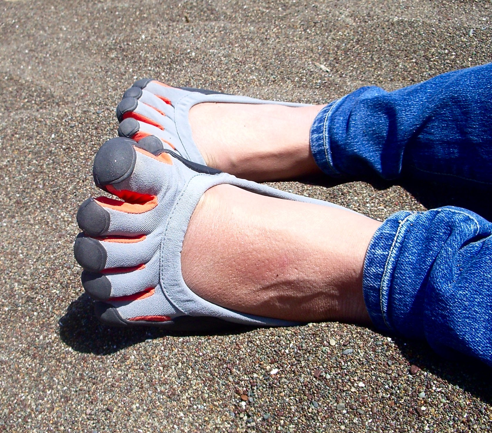 Chaussures Barefoot