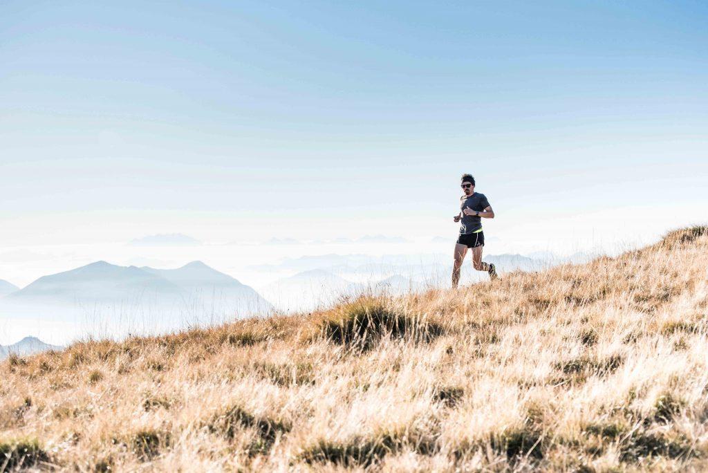 courir sur des sentiers