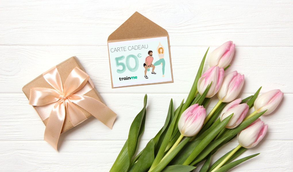 Image d'une carte cadeau pour la fête des mères